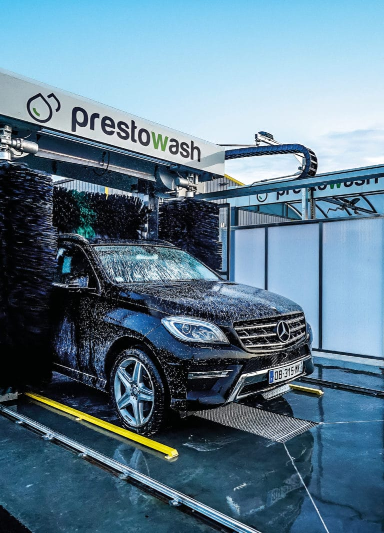 Prestowash, lavage automobile